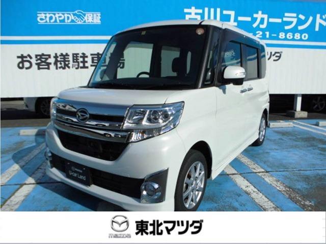 ダイハツ 660 カスタム X スマートセレクション SA /ナビ/バ