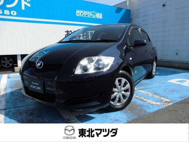 トヨタ 1.5 150X Mパッケージ /CD/スマートキー/ダーク