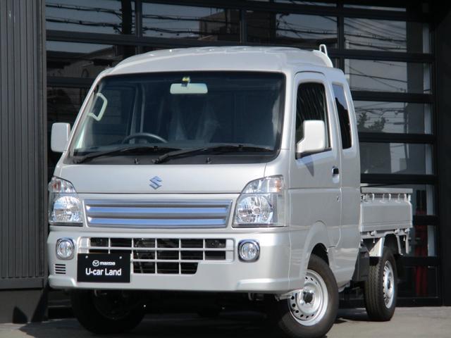 スズキ 660 スーパーキャリイ X 3方開 エアコン・パワステ・パ