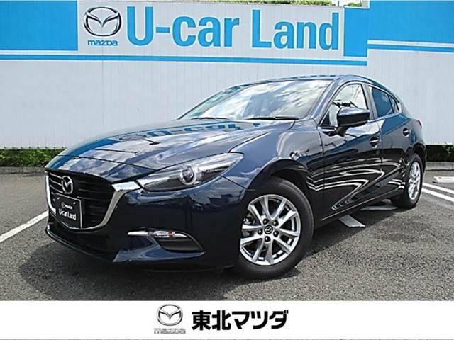 マツダ 1.5 15S 試乗車UP・クルーズC・LEDライト・AW
