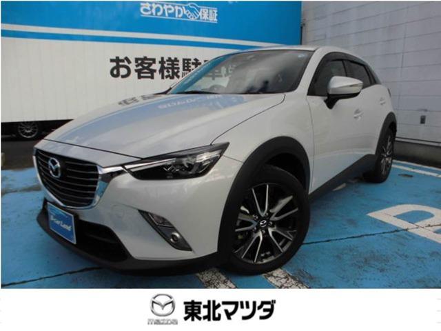 CX−3(マツダ) XD ツーリング 中古車画像