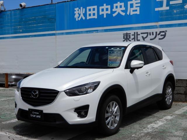 マツダ XD PROACTVI 4WD