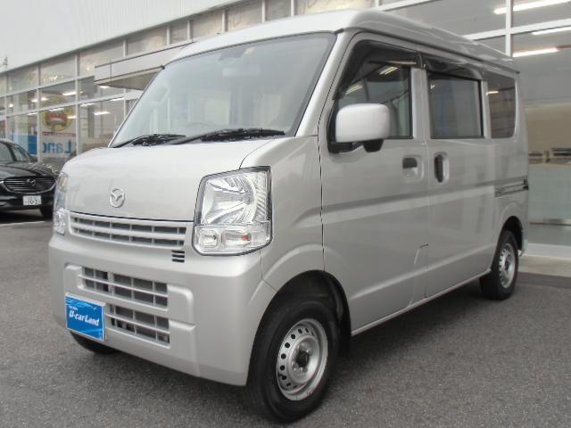 マツダ バン PCスペシャル ハイルーフ 5AGS車 純正CDオー