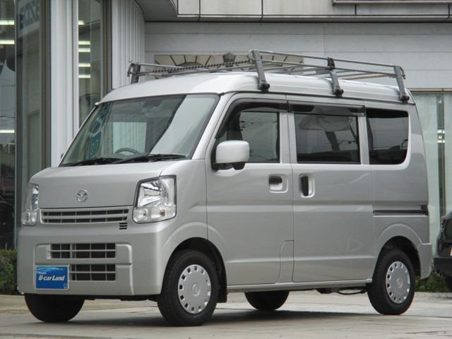 マツダ 660 バスター ハイルーフ 5AGS車