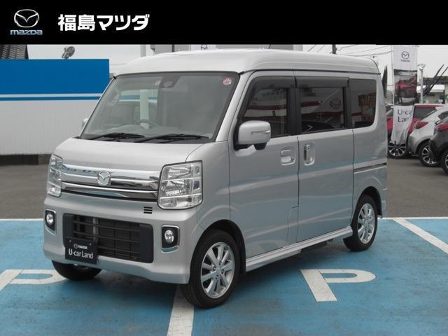 マツダ PZターボ スペシャル 4WD ナビ 電動スライドドア オー