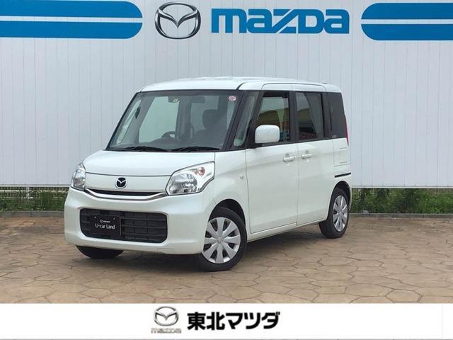 マツダ XS シートヒーター/両側電動スライドドア