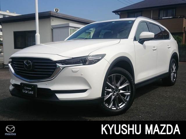 「マツダ」「CX-8」「SUV・クロカン」「大分県」の中古車