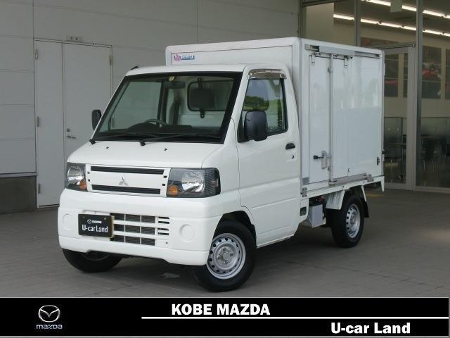 三菱 冷蔵冷凍車 AM/FMラジオ エアコン オートマ
