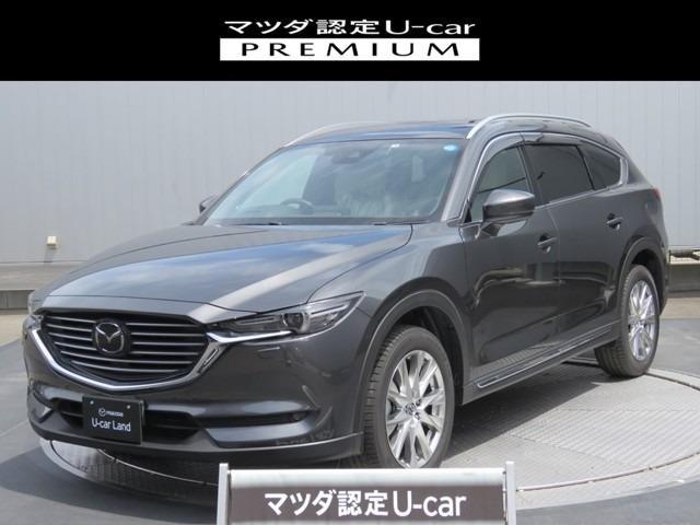 「マツダ」「CX-8」「SUV・クロカン」「山口県」の中古車