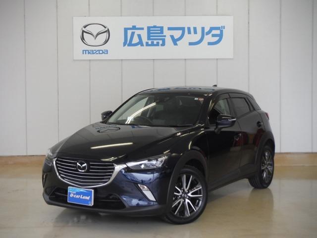 「マツダ」「CX-3」「SUV・クロカン」「広島県」の中古車