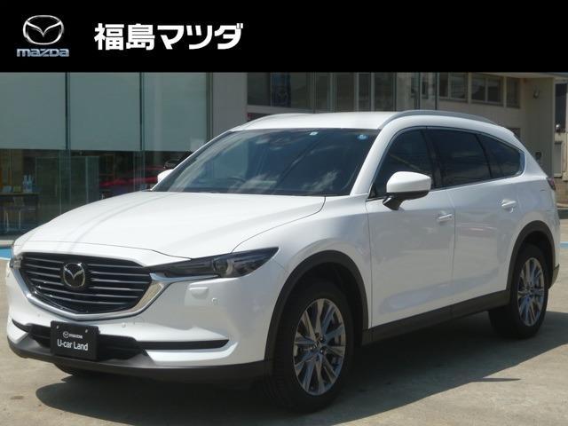 「マツダ」「CX-8」「SUV・クロカン」「福島県」の中古車
