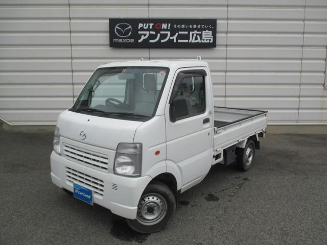 マツダ 660 KC スペシャル 3方開 4WD 12ヶ月保証
