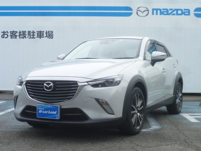 「マツダ」「CX-3」「SUV・クロカン」「京都府」の中古車