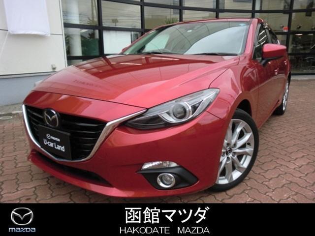 「マツダ」「アクセラスポーツ」「コンパクトカー」「北海道」の中古車