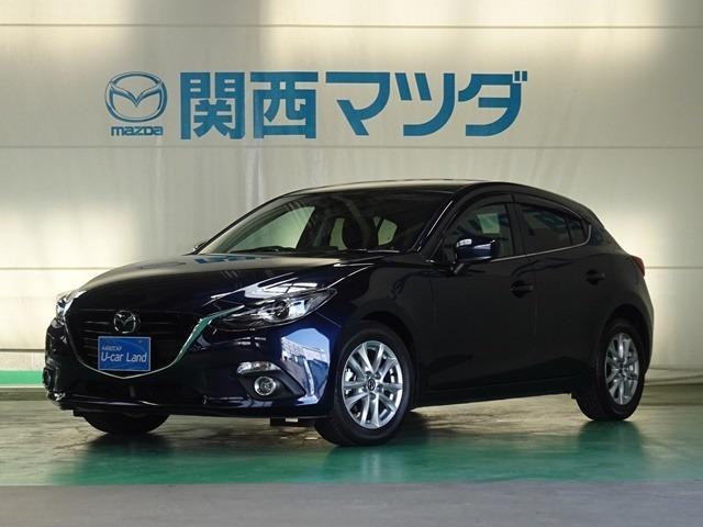 マツダ 1.5 15S ツーリング マツダ認定中古車 サポカー
