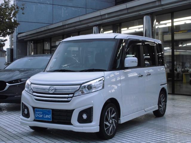 マツダ 660 カスタムスタイル XS マツダ認定中古車 サポカー