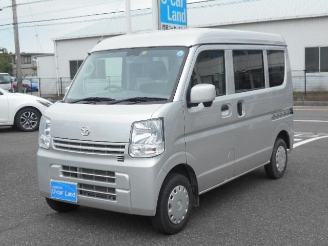 マツダ 660 バスター ハイルーフ 5AGS車 サ-ビスカ-アップ