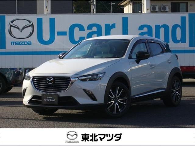 「マツダ」「CX-3」「SUV・クロカン」「山形県」の中古車