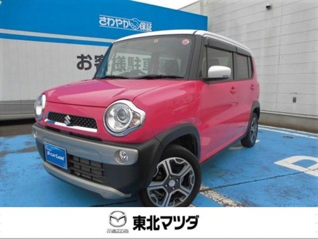 スズキ 660 JスタイルII 4WD /ナビ/バックC/スマートキ