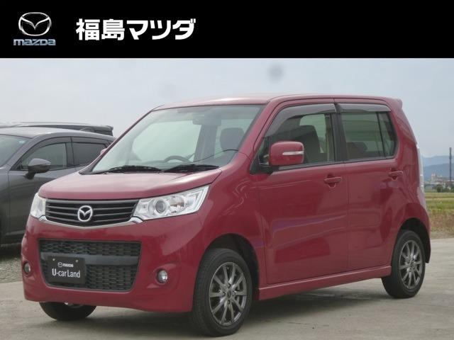 「マツダ」「フレアカスタムスタイル」「コンパクトカー」「福島県」の中古車