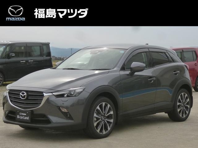 「マツダ」「CX-3」「SUV・クロカン」「福島県」の中古車