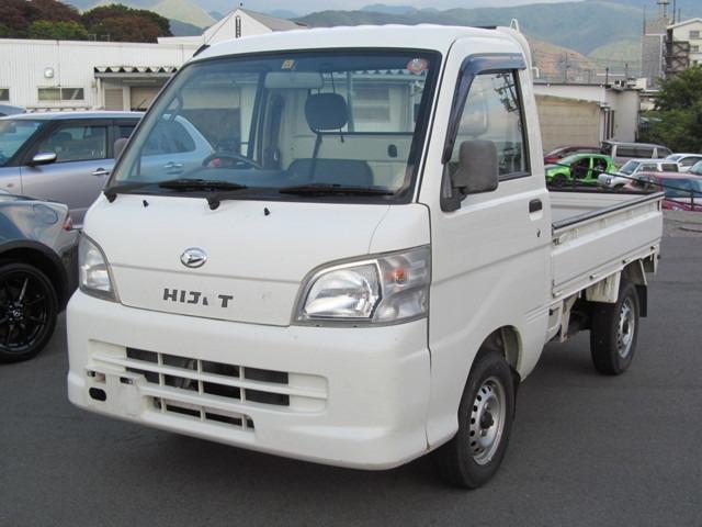 ダイハツ 660 スペシャル 3方開 4WD パワステ 作業灯 シガソ