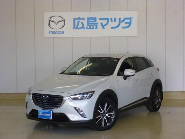 マツダ XD Touring L package AWD ナビ