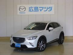 CX−3XD Touring L package AWDナビフルセグ