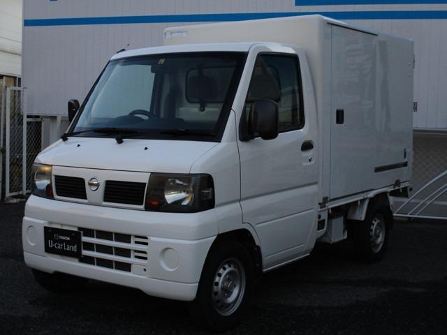 日産 冷蔵・冷凍車 冷蔵冷凍車 オートマ
