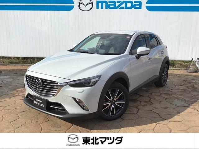 マツダ XD PROACTIV AWD バックカメラ/シートヒーター
