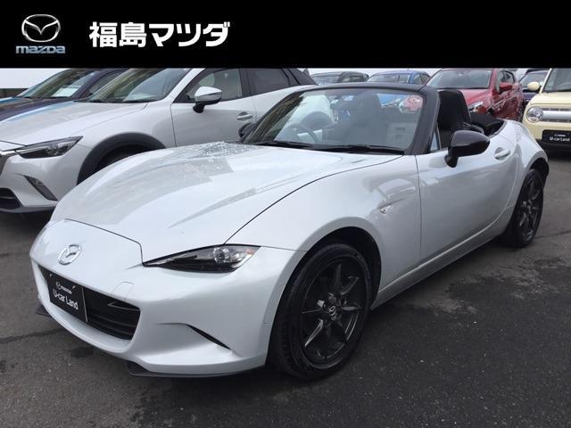 マツダ S 6速マニュアル