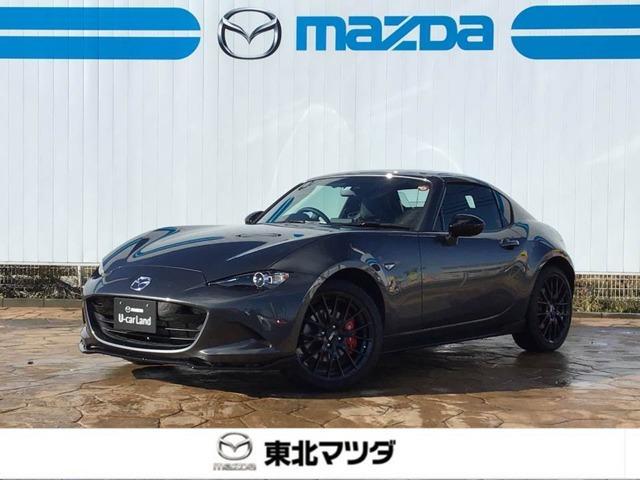 マツダ RS BREMBO PKG バックモニター/シートヒーター