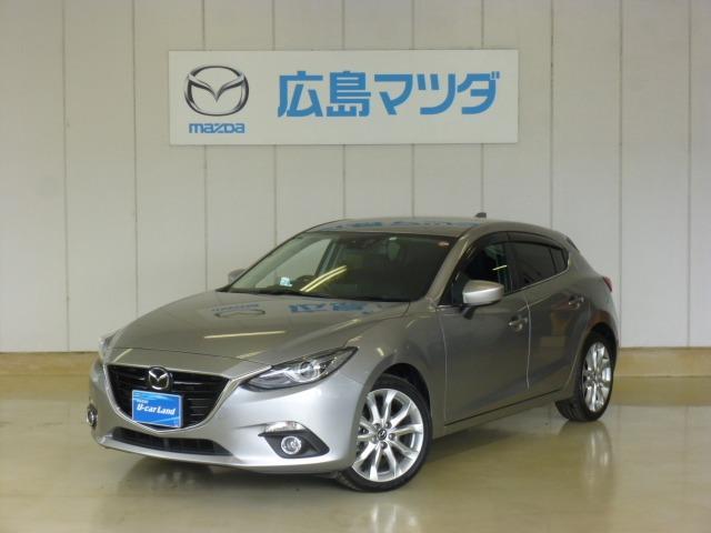 マツダ アクセラスポーツ 20S Touring L package