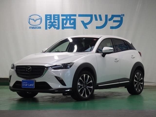 CX-3(マツダ)XD プロアクティブ 中古車画像