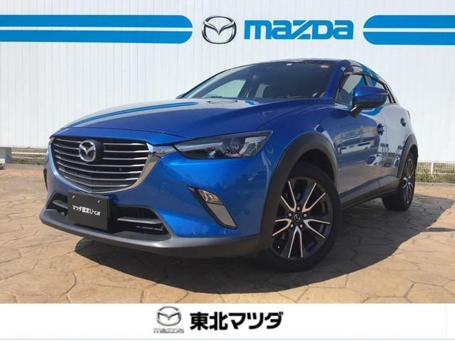 マツダ XD TOURING AWD シートヒーター/ETC