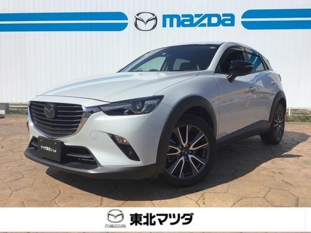 マツダ XD TOURING AWD シートヒーター/先行者追従機能