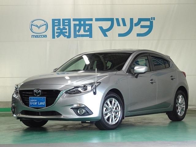 マツダ アクセラスポーツ 1.5 15S ツーリング 6速マニュアル マツダ認定中古車