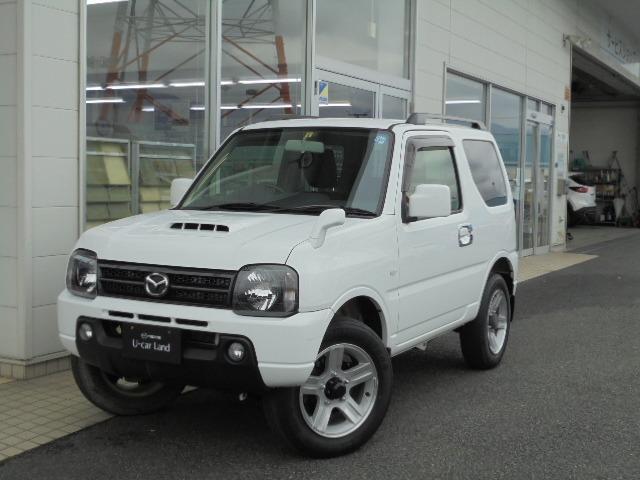 マツダ XC ターボ 4WD