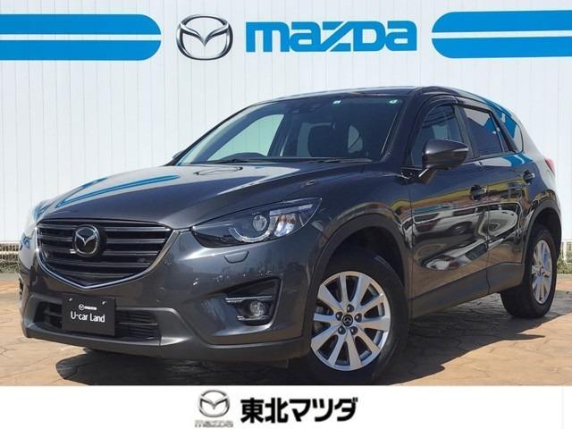 マツダ XD PROACTIV AWD レーダークルーズ/車線逸脱