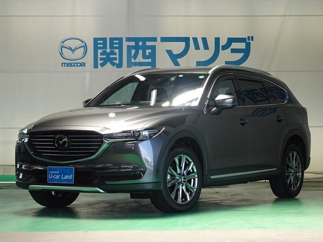 「マツダ」「CX-8」「SUV・クロカン」「大阪府」の中古車