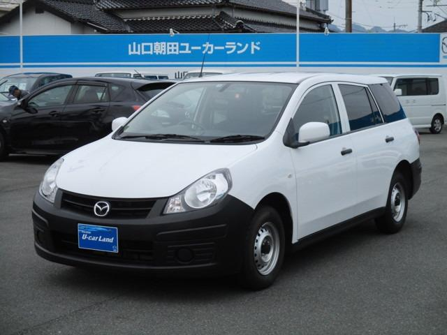 マツダ バン1.5VE ナビゲーション ETC レンタカーUP車