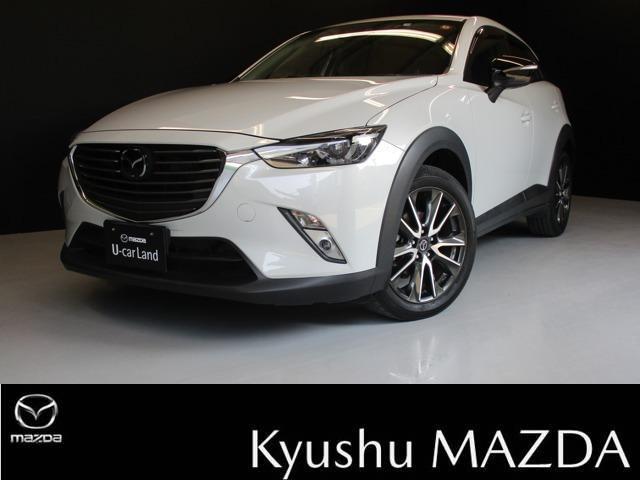 「マツダ」「CX-3」「SUV・クロカン」「福岡県」の中古車