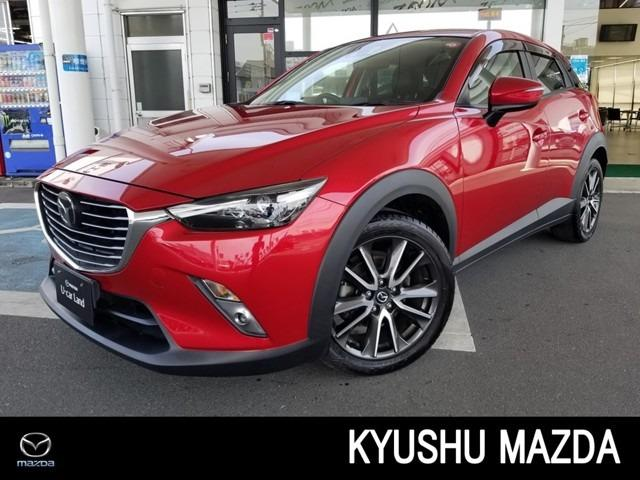 「マツダ」「CX-3」「SUV・クロカン」「大分県」の中古車