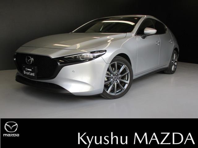 「マツダ」「MAZDA3ファストバック」「コンパクトカー」「福岡県」の中古車