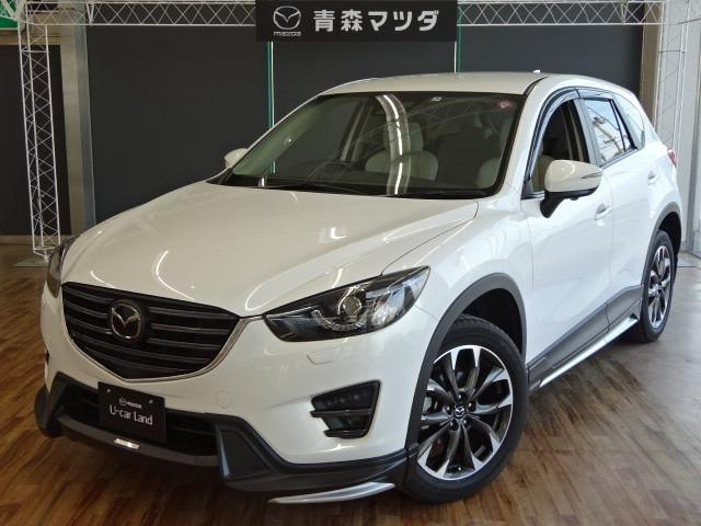 マツダ CX-5 25S L Package DVD/TV/BOSE