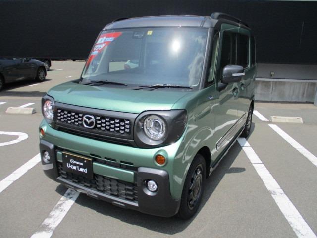 マツダ フレアワゴン 660 ハイブリッド XS