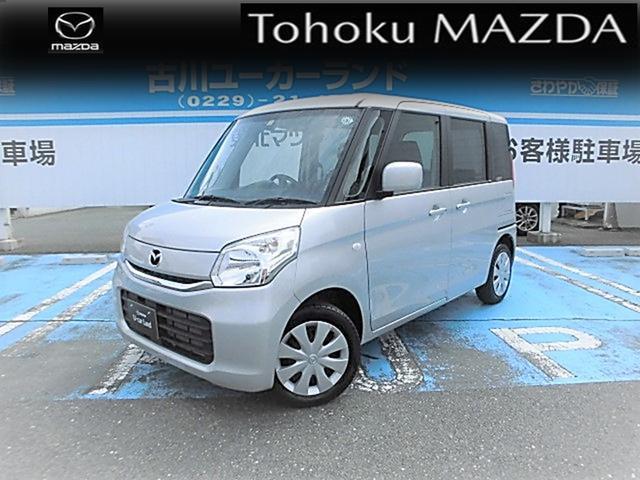 マツダ 660 XS 片側電動スライドドア/シートヒーター