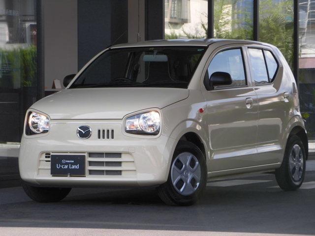 マツダ 660 GL 4WD 元社用車 禁煙車