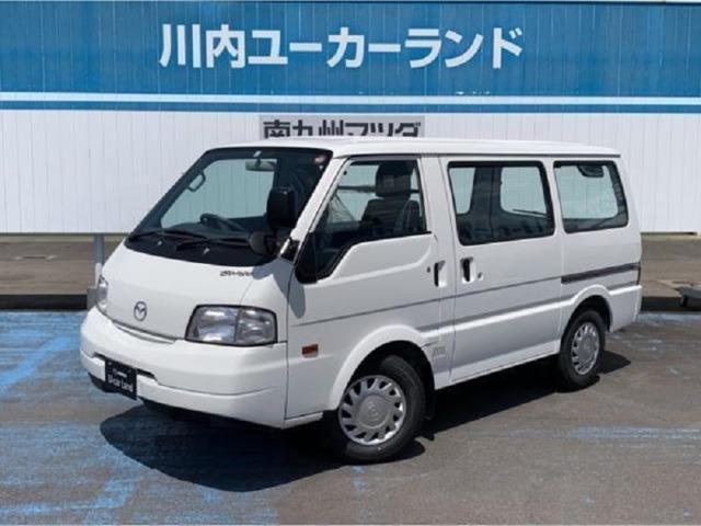 マツダ 1.8 DX 低床 登録済未使用車 5AT 2名 ガソリン車