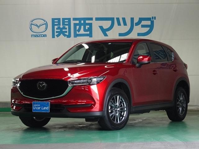 マツダ CX-5 2.0 20S プロアクティブ マツダ認定中古車 サポカー